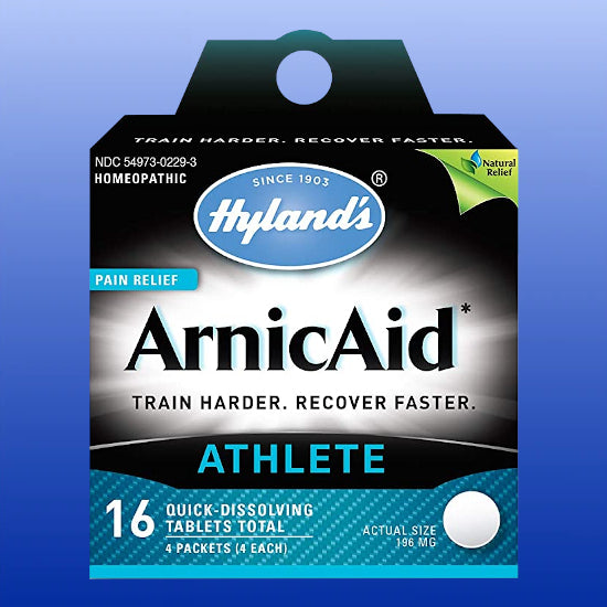 ArnicAid® Athlete 16 Tablets