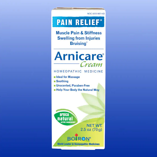 Arnicare® Cream 1.33 Oz and 2.5 Oz