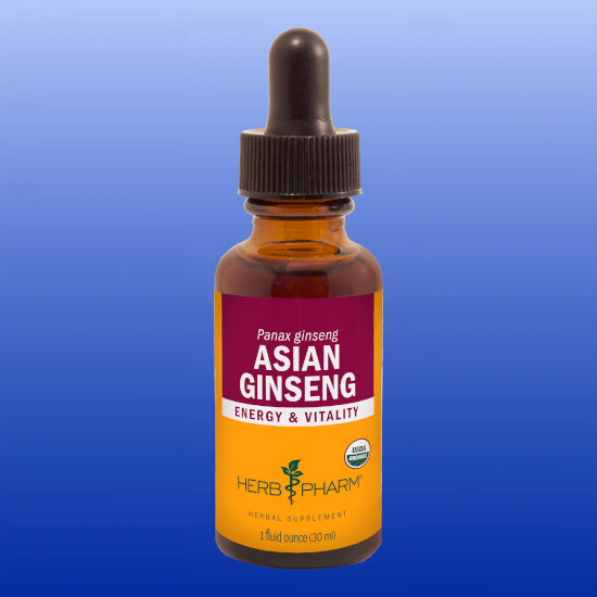 Asian Ginseng 1 Oz
