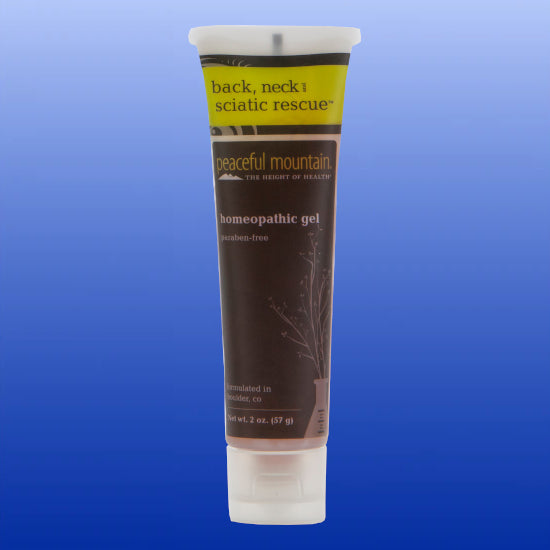 Back, Neck and Sciatic Rescue™ Gel 2 Oz