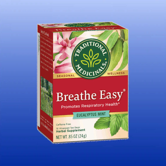 Breathe Easy Tea 16 Tea Bags