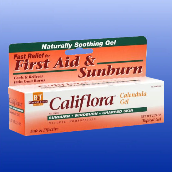 Califlora Calendula Gel 1 Oz or 2.75 Oz