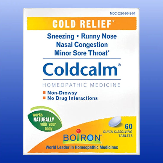Coldcalm 60 tablets
