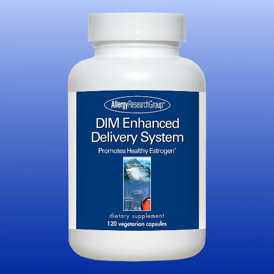 DIM Enhanced Delivery System 120 Veg Capsules