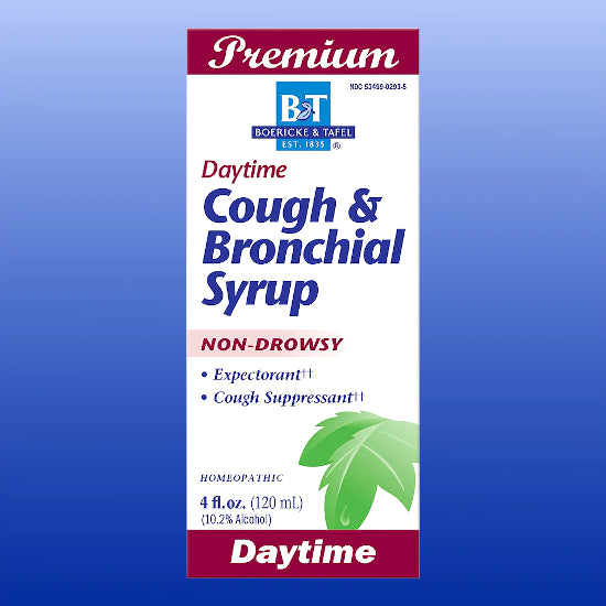 Daytime Cough & Bronchial Syrup 4 Oz