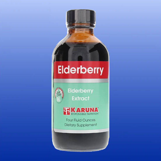 Elderberry Extract 4 Oz