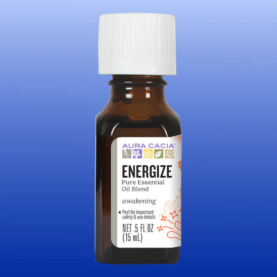 Energize Essential Oil Combination 0.5 Oz