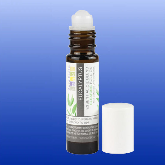 Eucalyptus Essential Oil Roll On 0.31 Oz