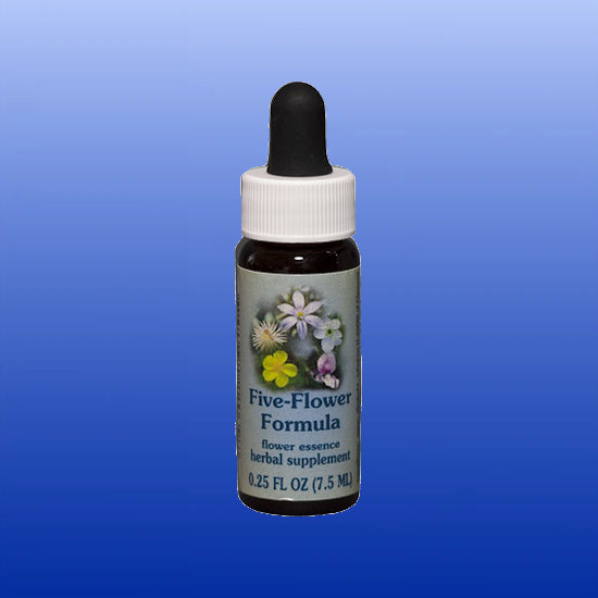 Five Flower Flower Essence Formula 0.25 Oz
