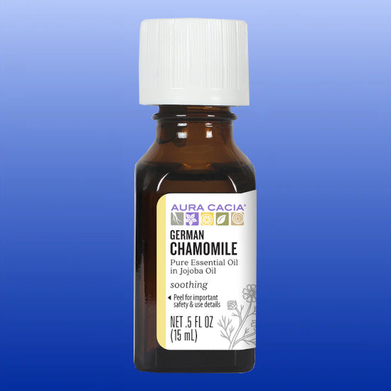 German Chamomile Precious Essential Oil 0.5 Oz