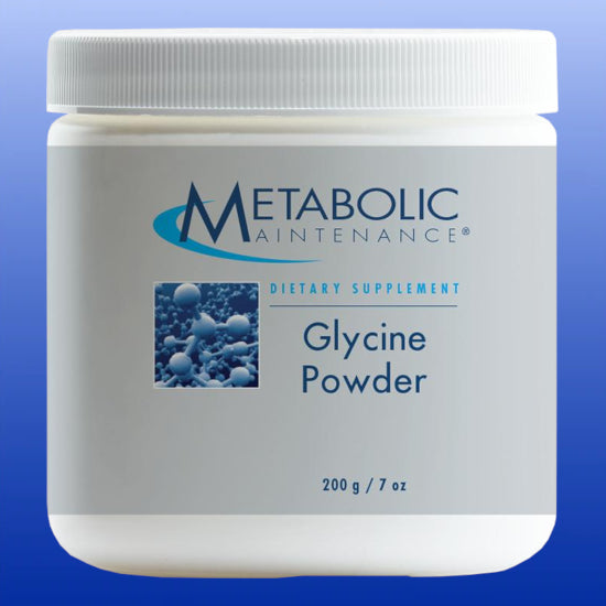 Glycine Powder 7 Oz