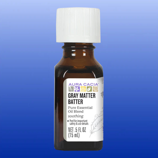 Gray Matter Batter Essential Oil Combination 0.5 Oz