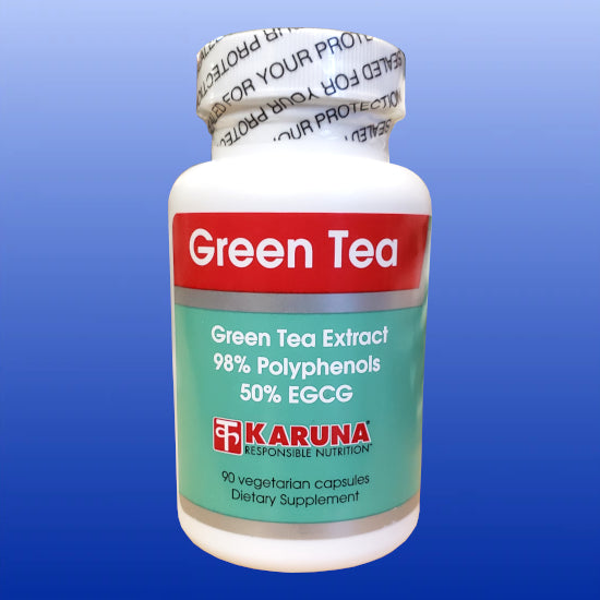 Green Tea 90 Veg Capsules