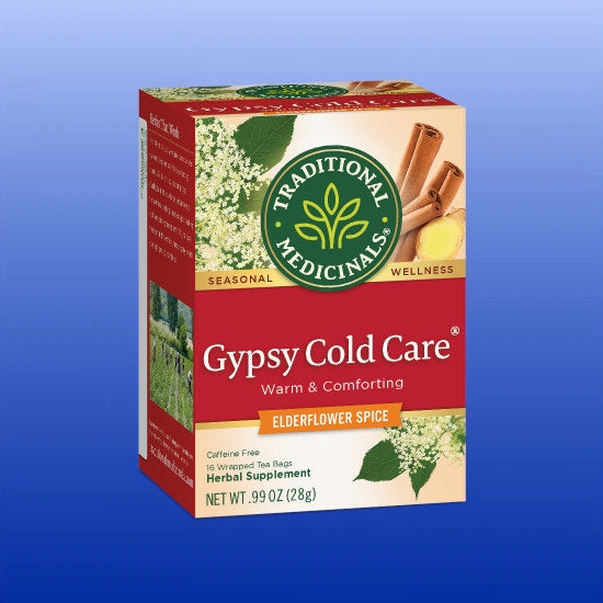 Gypsy Cold Care Tea 16 Tea Bags