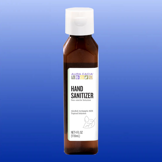 Hand Sanitizer 4 Oz