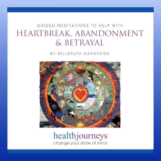 Heartbreak, Abandonment and Betrayal CD
