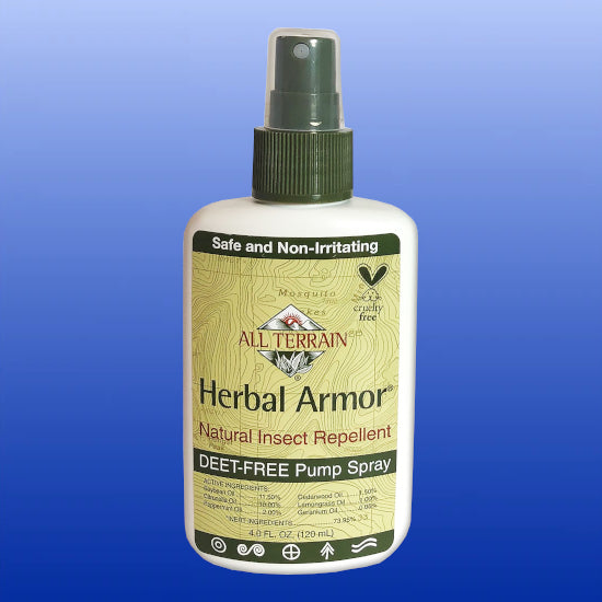 Herbal Armor Natural Insect Repellent 4 Oz