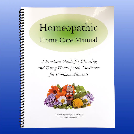 Homeopathic Home Care Kit Manual