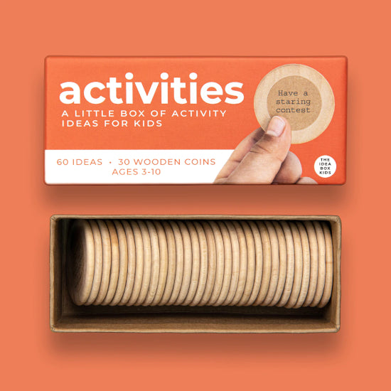 Idea Box - Activities for Kids