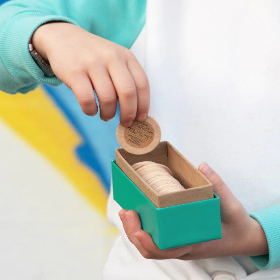 Idea Box - Scavenger Hunt for Kids