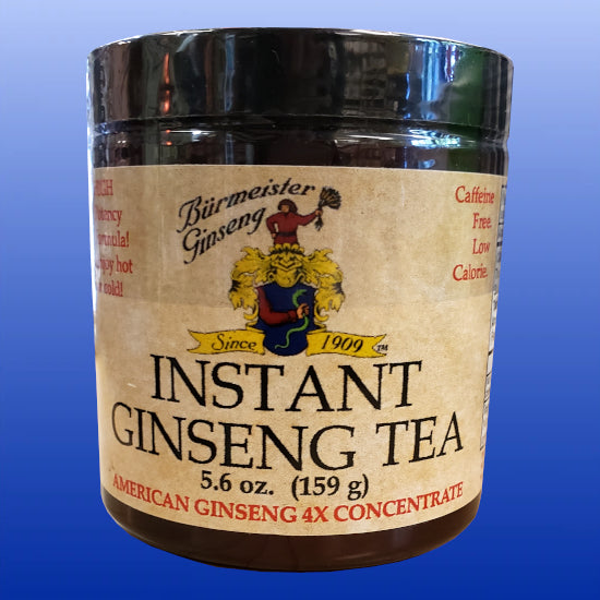 American Ginseng Instant Tea 5.6 oz