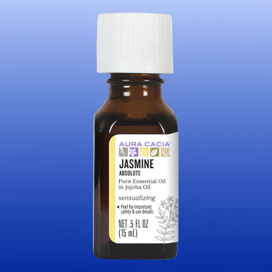 Jasmine Absolute Precious Essential Oil 0.5 Oz