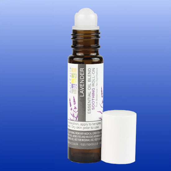Lavender Essential Oil Roll On 0.31 oz