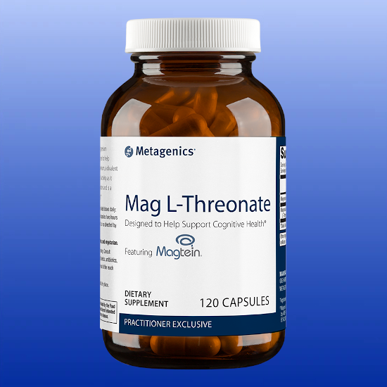 Mag L-Threonate 120 Capsules
