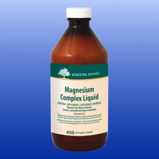 Magnesium Complex Liquid 15.2 ounces
