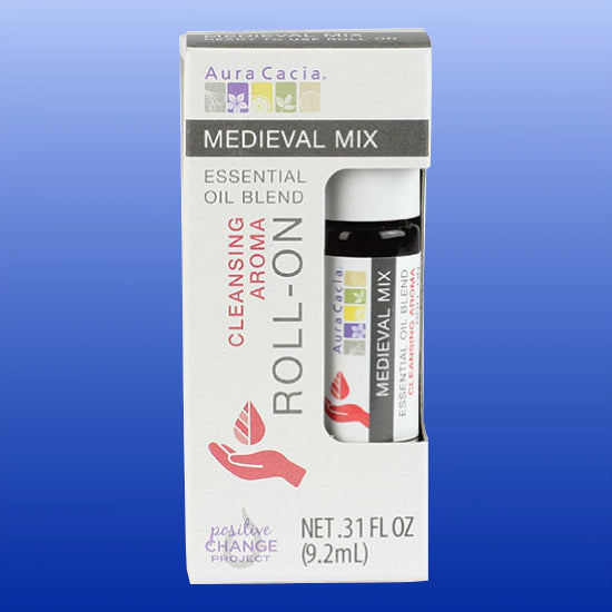 Medieval Mix Essential Oil Roll On 0.31 oz