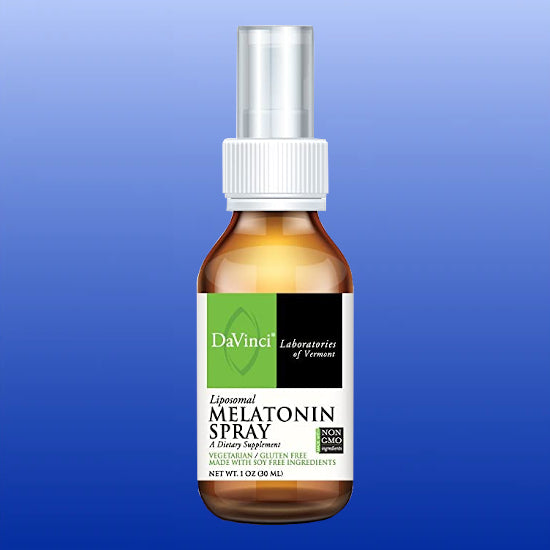 Liposomal Melatonin Spray 3mg 1 Oz