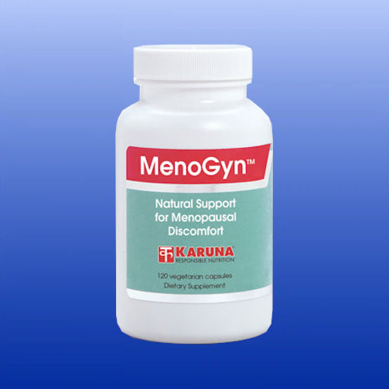 MenoGyn 120 Vegetable Capsules