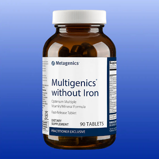 Multigenics® Without Iron 90 Tablets