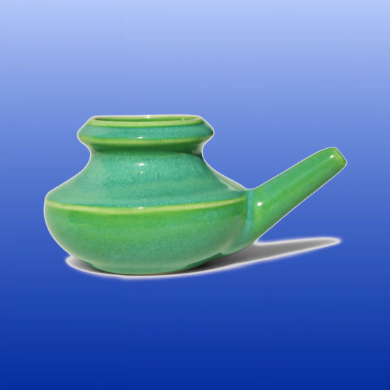 Neti Pot Ceramic Multiple Colors