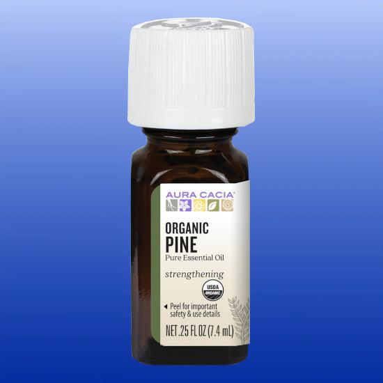 Organic Pine Essential Oil 0.25 Oz