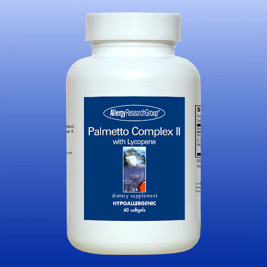 Palmetto Complex II with Lycopene 60 Softgels