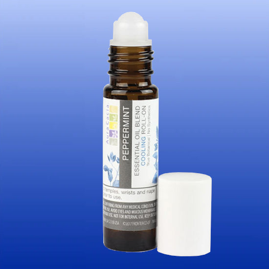 Peppermint Essential Oil Roll On 0.31 oz