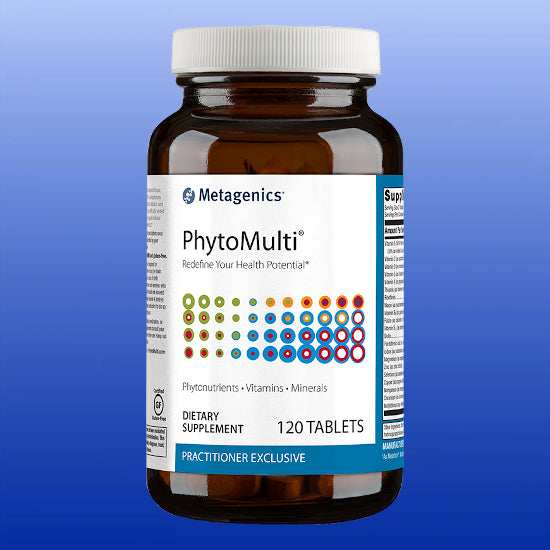 PhytoMulti® 60 Tablets and 120 Tablets