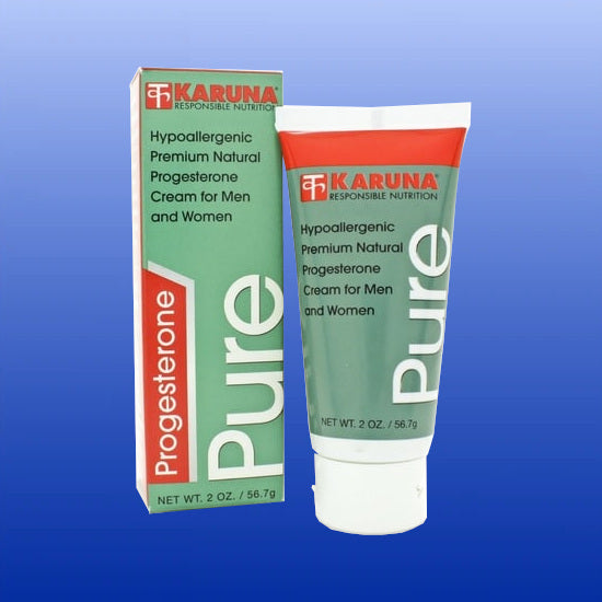 Pure Progesterone Cream 2 Oz