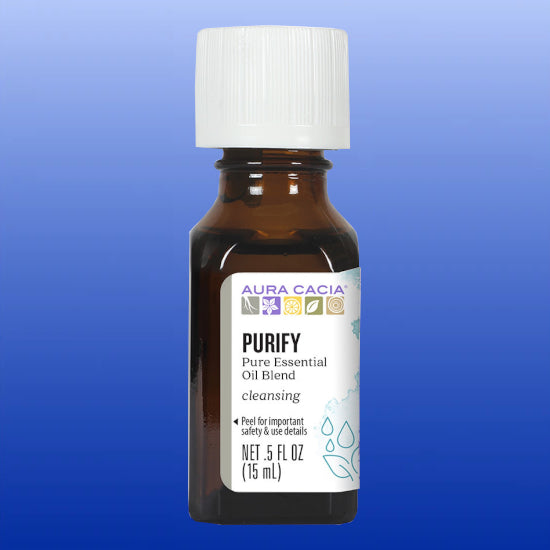 Purify Essential Oil Combination 0.5 Oz