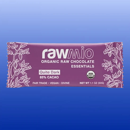 Essentials Bar Quite Dark Chocolate 85% Cacao 1.1 Oz