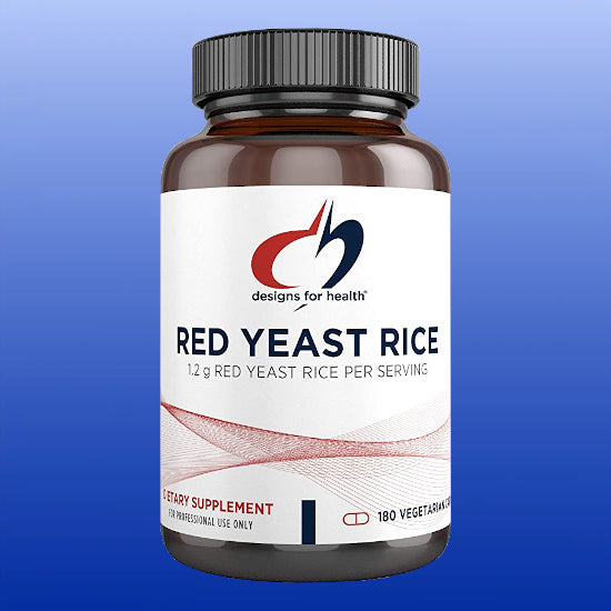Red Yeast Rice 180 Vegetable Capsules