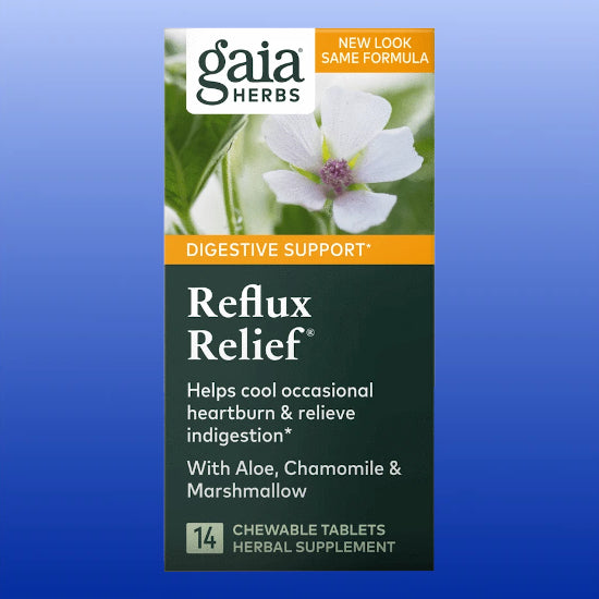 Reflux Relief® 15 Chewable Tablets