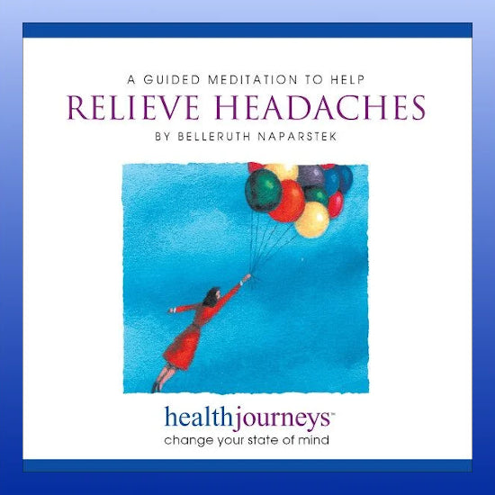 Relieve Headaches CD