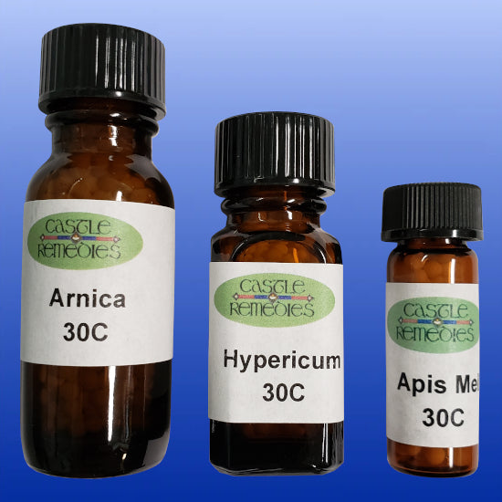 Available Homeopathic Remedies