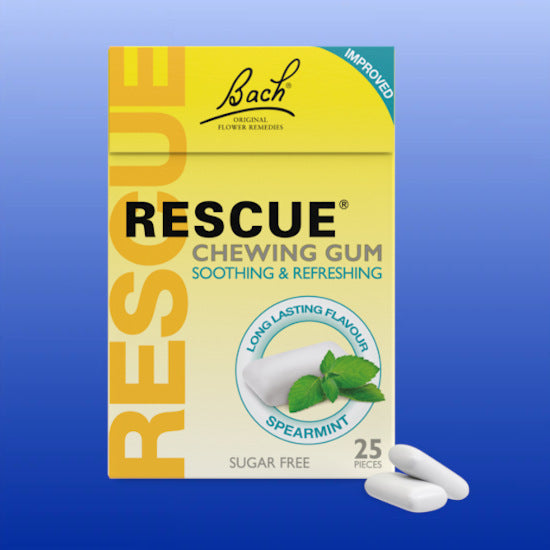 Rescue Chewing Gum 25 Pieces
