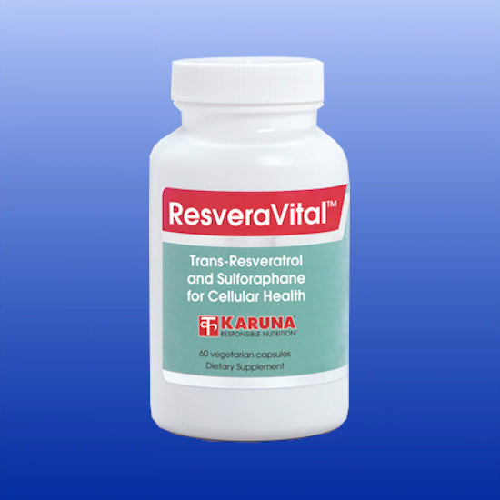 ResveraVital™ 60 Vegetable Capsules