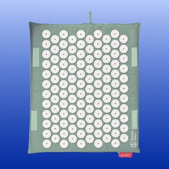 Acupressure Mat, Organic Hemp, Travel Size