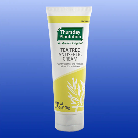 Tea Tree Antiseptic Cream 3.5 oz
