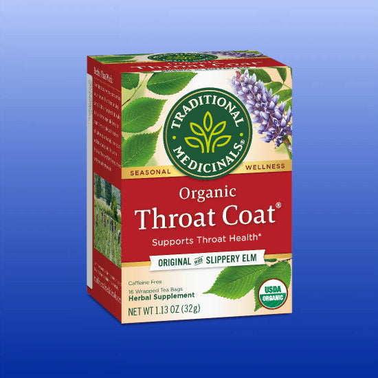 Throat Coat Tea 16 Tea Bags